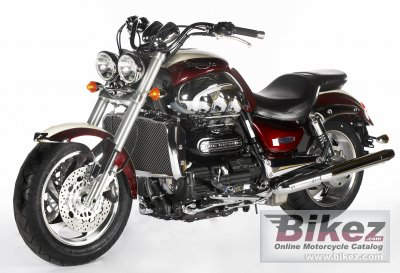 2006 Triumph Rocket III Classic photo
