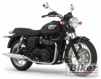 2006 Triumph Bonneville specifications and pictures
