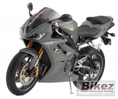 2006 Triumph Daytona 675 Specifications And Pictures
