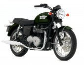 2007 Triumph Bonneville photo