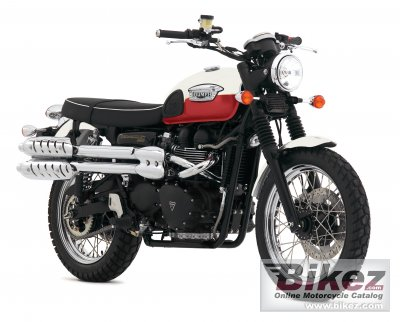 2007 Triumph Scrambler photo