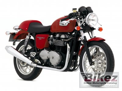 2007 Triumph Thruxton photo