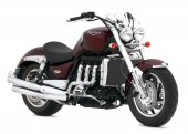 2007 Triumph Rocket III photo
