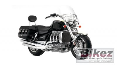 2007 Triumph Rocket III Classic Tourer photo
