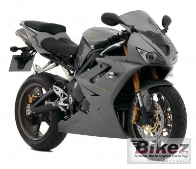 2007 Triumph Daytona 675 photo