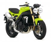2007 Triumph Speed Triple photo