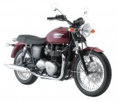 2008 Triumph Bonneville photo