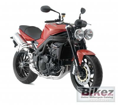 2008 Triumph Speed Triple photo