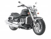 2008 Triumph Rocket III photo