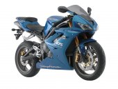 2008 Triumph Daytona 675 photo