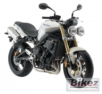 2008 Triumph Street Triple 675 Specifications And Pictures