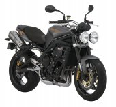 2009 Triumph Street Triple R photo