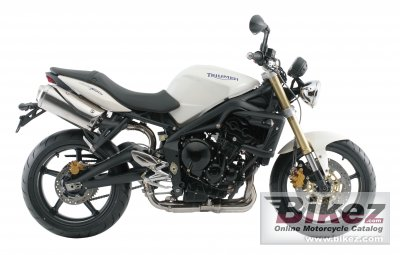 2009 Triumph Street Triple photo