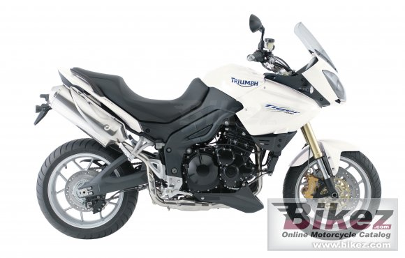 2009 Triumph Tiger photo