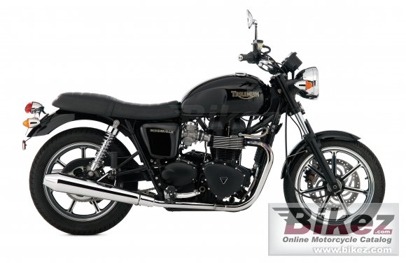 2009 Triumph Bonneville photo
