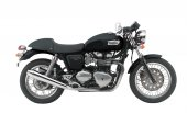 2009 Triumph Thruxton photo