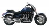 2009 Triumph Rocket III Classic photo