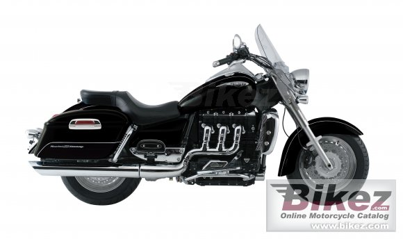 2009 Triumph Rocket III Touring photo