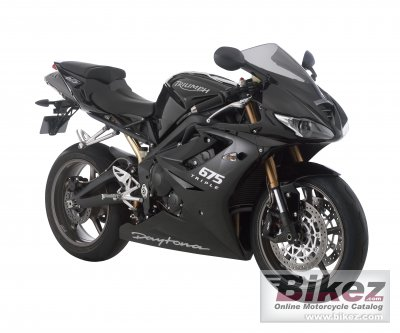 Remarkable 2009 Triumph Daytona 675 Specifications And Pictures Ibusinesslaw Wood Chair Design Ideas Ibusinesslaworg