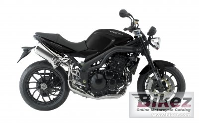 2009 Triumph Speed Triple Specifications And Pictures