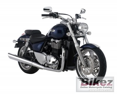 2009 Triumph Thunderbird 1600 Specifications And Pictures