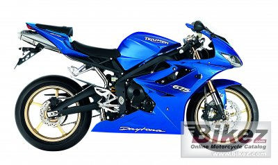 2010 Triumph Daytona 675 photo