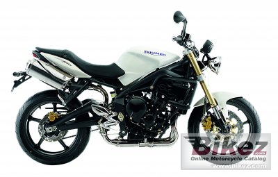 2010 Triumph Street Triple photo