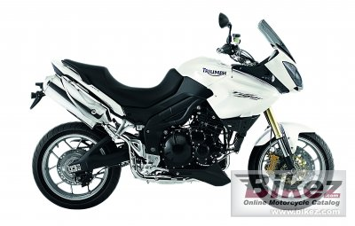 2010 Triumph Tiger photo