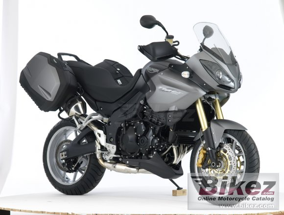 2010 Triumph Tiger SE photo