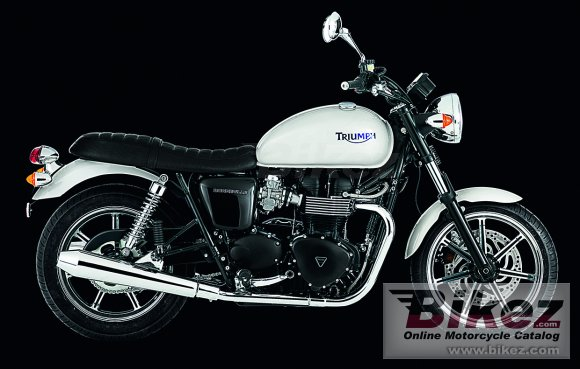2010 Triumph Bonneville photo