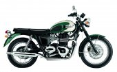 2010 Triumph Bonneville T100 photo