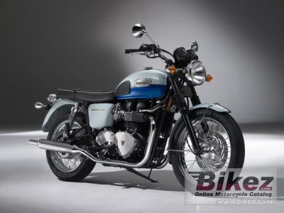2010 Triumph Bonneville Sixty photo
