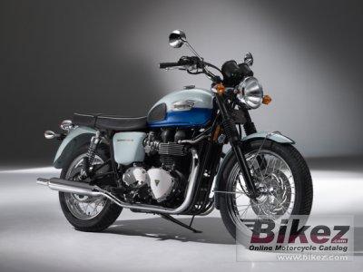 2010 Triumph Bonneville Sixty