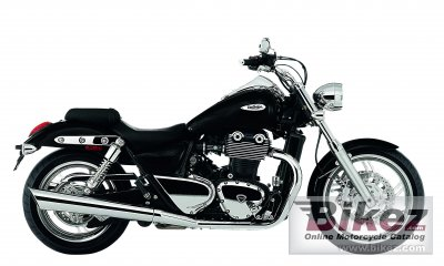 2010 Triumph Thunderbird Specifications And Pictures