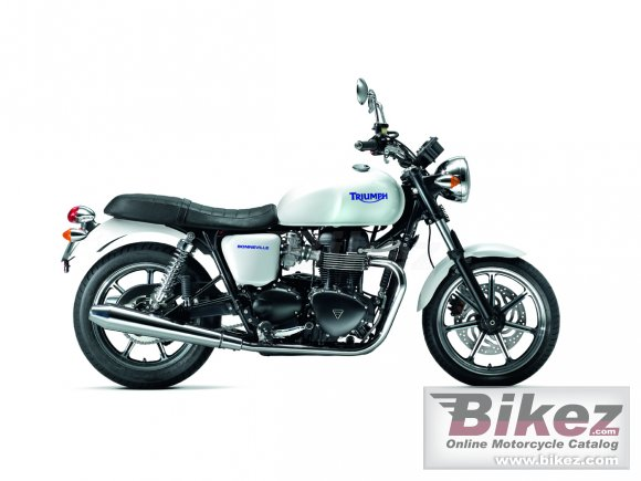 2011 Triumph Bonneville photo
