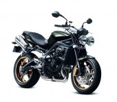 2011 Triumph Street Triple R photo