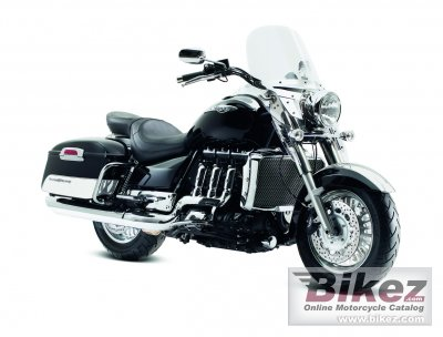 2011 Triumph Rocket III Touring photo