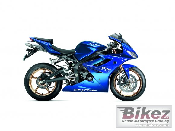 2011 Triumph Daytona 675 photo