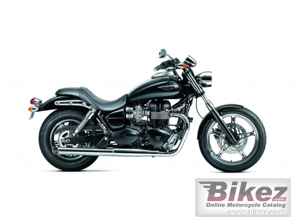 2011 Triumph Speedmaster photo