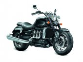 2011 Triumph Rocket III Roadster photo