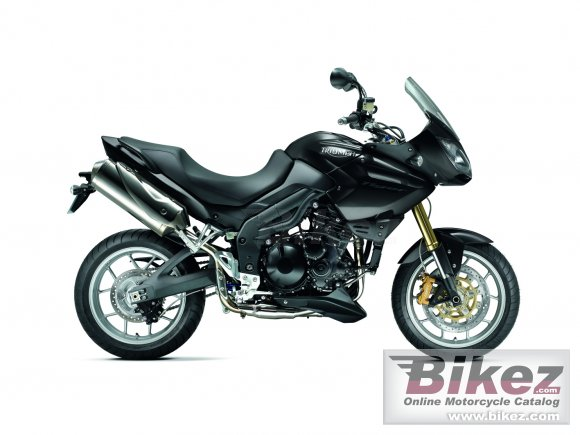 2011 Triumph Tiger 1050 photo