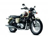 2011 Triumph Bonneville T100 photo