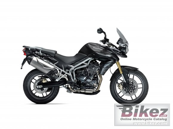 2011 Triumph New Tiger 800