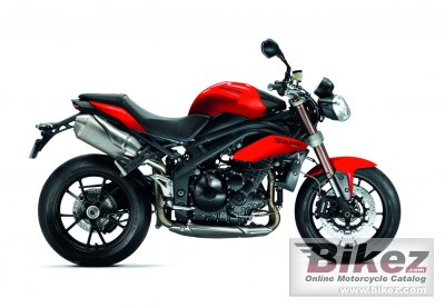 2011 Triumph Speed Triple photo
