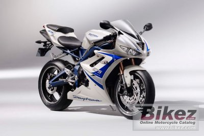 2011 Triumph Daytona 675 SE photo