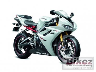 2011 Triumph Daytona 675 R photo