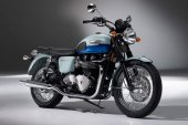 2011 Triumph Bonneville Sixty photo