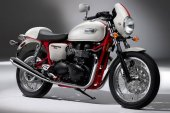 2011 Triumph Thruxton SE photo