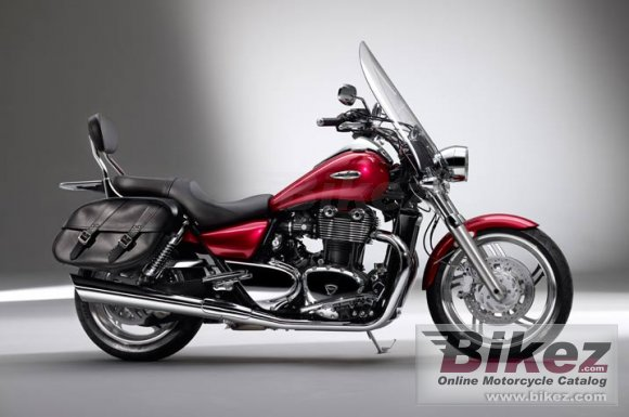 2011 Triumph Thunderbird SE photo
