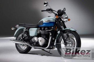 2011 Triumph Bonneville Sixty